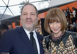 Harvey Weinstein, Vogue, Anna Wintour