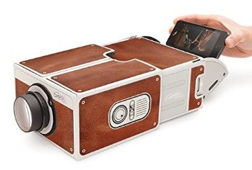 smartphone Movie Projector