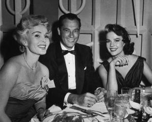 Zsa Zsa Gabor, Conrad Hilton, Natalie Wood