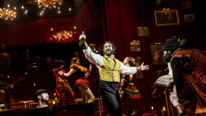 Josh Groban,Natasha, Pierre & the Great Comet of 1812