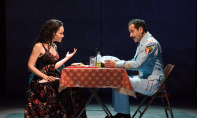 The Band's Visit, Tony Shalhoub