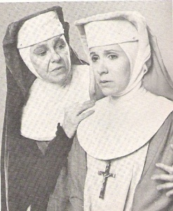 Agnus of God , Carrie Fischer, Geraldine Page