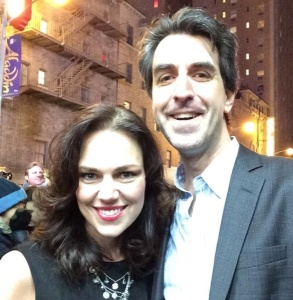 Georgia Stitt , Jason Robert Brown