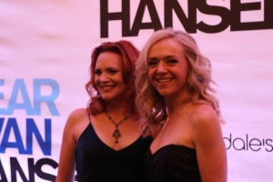Rachel Bay Jones, Jennifer Laura Thompson