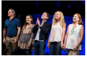 Curtain Call with Laura Dreufuss, Ben Platt, Rachel Bay Jones