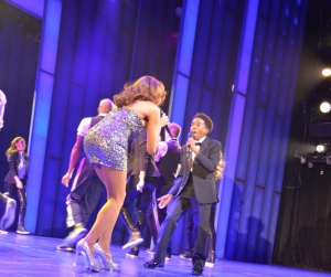 Deborah Cox,Douglas Baldeo,The Bodyguard The Musical
