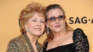 Carrie Fischer, Debbie Reynolds