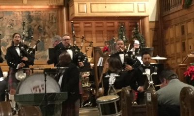 The Pipes of Christmas