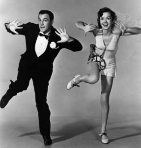 Debbie Reynolds, Gene Kelly