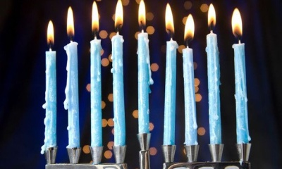 Menorah, Chanukah