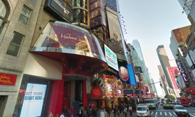 Stabbing Times Square, Madame Tussauds