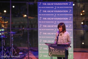 Colleen McDonough, executive director, ASCAP