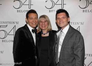 Michael Feinstein, Kate Clark, Terrence Flannery