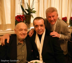 Charles Strouse, Chazz Palminteri,Bobby Rydell