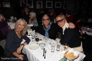 Eda Sorokoff, Ron Abel, Chuck Steffan