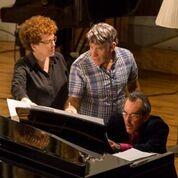 Judith Clureman, Stephen Schwartz, Steve Young