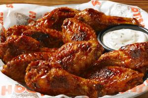 Hooters wings