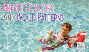 Drew Droege, , Bright Colors and Bold Patterns