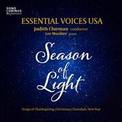 Season of Light: Songs of Thanksgiving, Christmas, Chanukah & New Year