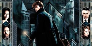Fantastic Beasts, Eddie Redmayne