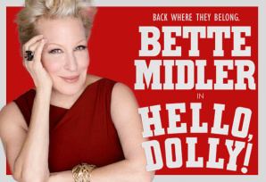 Bette Midler, Hello Dolly!