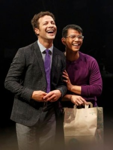 In  Transit, Justin Guarini, Telly Leung