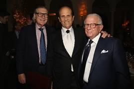 Tom Lee, Mike Milken, Larry Leeds