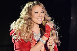 Mariah Carey, New Years Eve, Times Square