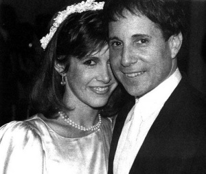 Carrie Fisher, Paul Simon