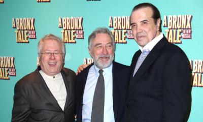 A Bronx Tale, Robert de Niro, Chazz Palminteri, Alan Menken