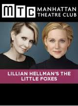 Cynthia Nixon, Laura Linney,Little Foxes