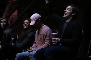 Hamilton, Jordan Fischer, Rory O'Malley