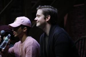 Jordan Fischer, Rory O'Malley, Hamilton