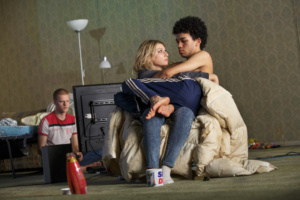 Lucas Hedges, Ari Graynor, Justice Smith