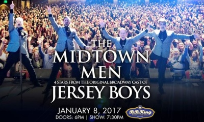 Jersey Boys, Midtown Men