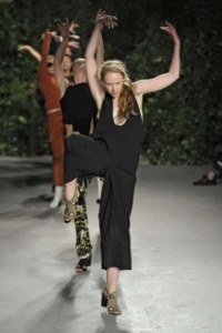 Lim and Leon, Kenzo, New York City Ballet