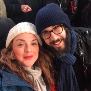 Melissa Erico, Josh Groban