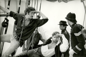 Kevin Kline, Treat Williams, Pirates of Penzance
