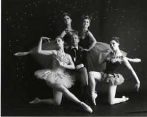 George Balanchine, Suzanne Farrell, Patricia McBride