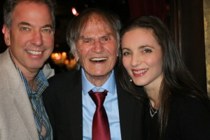 Bernie Furshpan Larry Storch and Joanne Furshpan