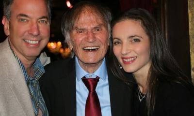 Bernie Furshpan Larry Storch and Joanne Furshpan