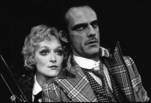 Meryl Streep, Christopher Lloyd, Happy End