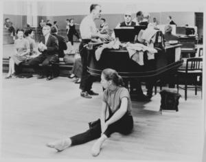 Igor Stravinsky, George Balanchine