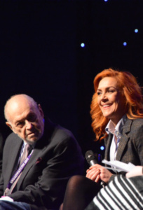 Charles Strouse, Andrea McArdle