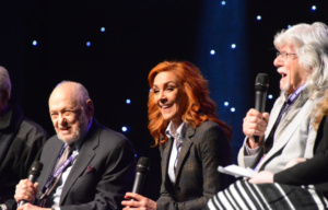 Charles Strouse, Andrea McArdle , Martin Charnin