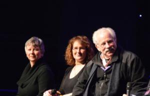 Mary Jane Houdina, Shelley Bruce, Steve Boockvor