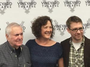 John Kander, Karen Ziemba, Greg Pierce
