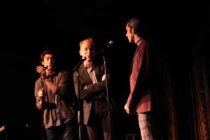 Full Monty, Jack DeCesare, Caleb Blaze, Will Wilhelm