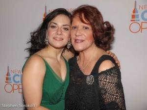 Meghan Picerno, Linda Lavin