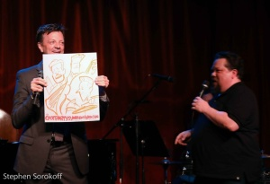 "Jim Caruso & Justin ""Squigs"" Robertson"